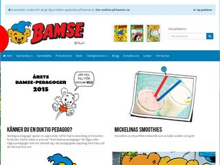 Preview of bamse.se