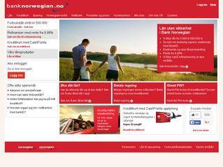banknorwegian.no