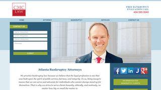 bankruptcylawyeratlantageorgia.com