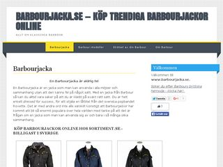 barbourjacka.se