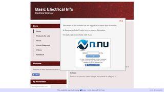 basicelectricalinfo.n.nu