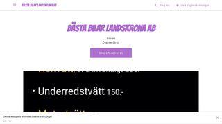basta-bilar-landskrona-ab.business.site