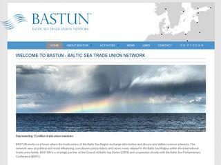 Preview of bastun.nu
