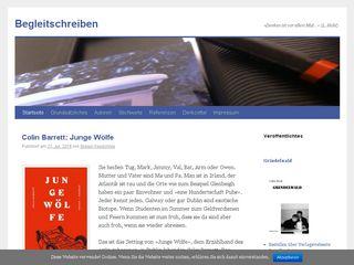 begleitschreiben.net