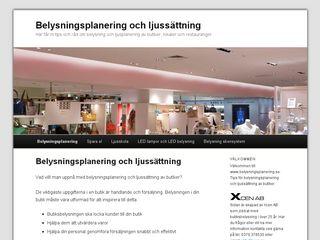 belysningsplanering.se