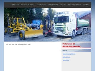 bergstromsmaskiner.se