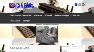 berlinc64club.de