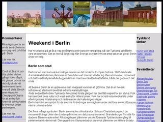 berlinweekend.se