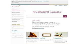 beta.lagrummet.se