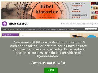 bibelselskabet.dk