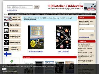 bibliotek.uddevalla.se