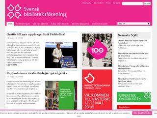 biblioteksforeningen.se