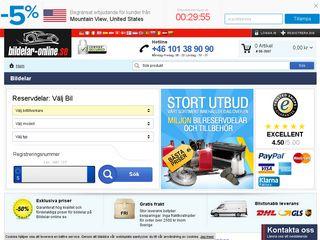 bildelar-online.se