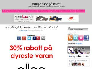 billiga-skor.nu