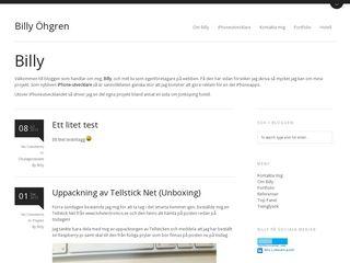 billyohgren.com