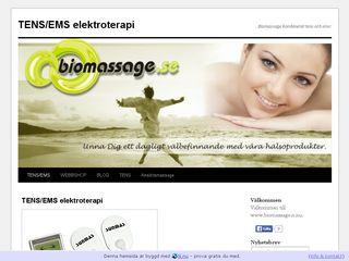 biomassage.n.nu