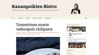 bistro.ruokavinkki.fi