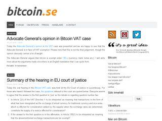 bitcoin.se