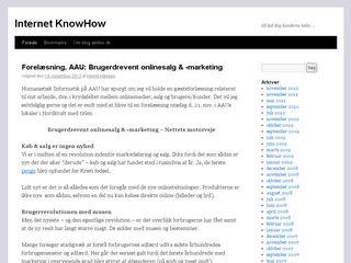 blog.abilitor.dk