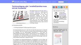 blog.burhoff.de