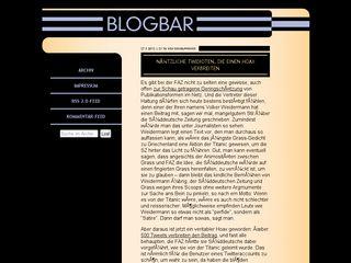 blogbar.de