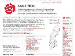 blogg.s-info.se
