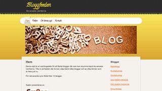 bloggfeeden.se
