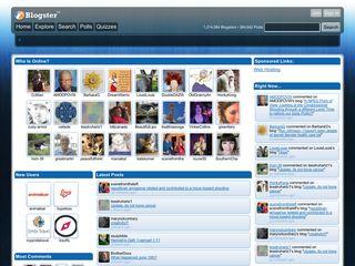 blogster com | Domainstats com