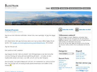 blogtrain.se