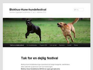 blokhus-hune-hundefestival.dk