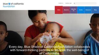 blueshieldcafoundation.org