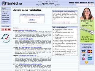 bnamed.net