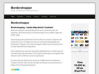 bordershoppar.n.nu