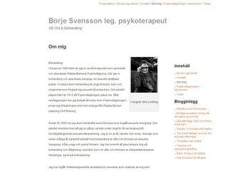 borjesvensson.se