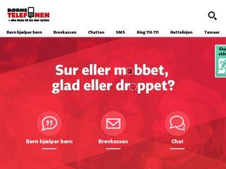 bornetelefonen.dk