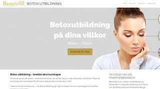 botoxutbildning.se