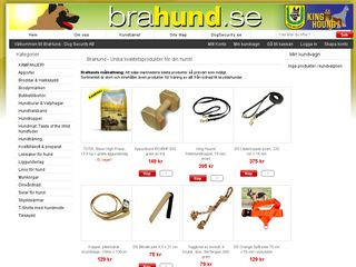Preview of brahund.se