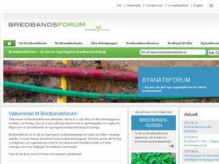 Preview of bredbandivarldsklass.se
