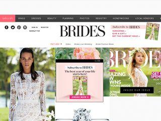 Preview of brides.com