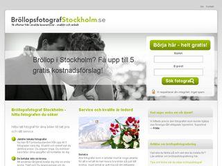 brollopsfotografstockholm.se