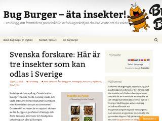 bugburger.se