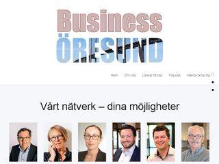businessoresund.se