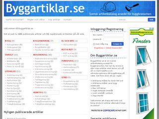 byggartiklar.se