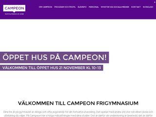 campeon.se