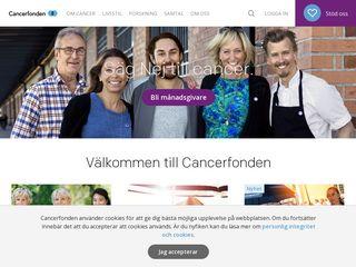 cancerfonden.se