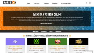 casinofox.se