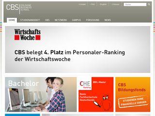 cbs.de