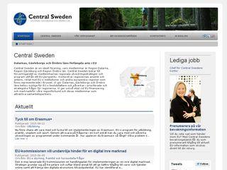 centralsweden.se