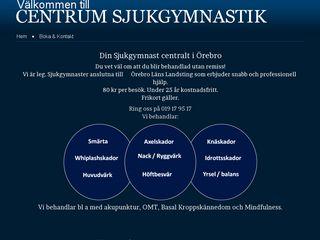 centrum-sjukgymnastik.se