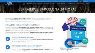 cerrajerosbcn24h.barcelona